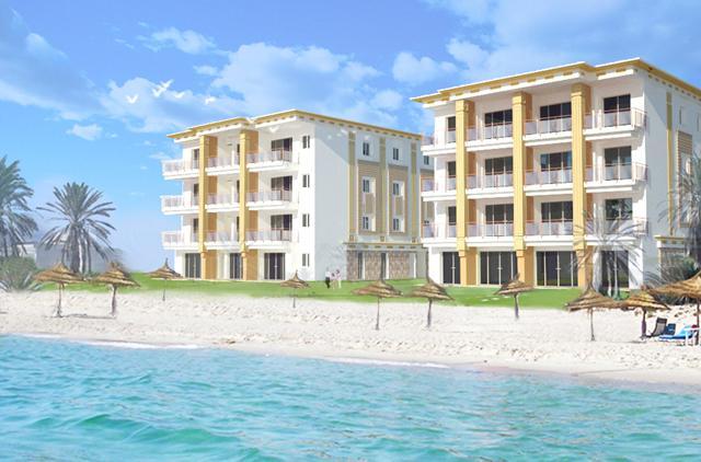appartement haut standing front de mer petites annonces gratuites en tunisie. Black Bedroom Furniture Sets. Home Design Ideas
