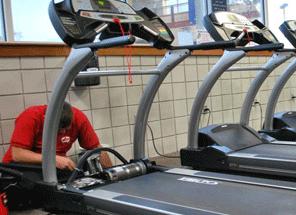 Treadmills, Cross Trainers& Fitness Equipment Repair Services
