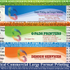 Lowest Prices on commercial Printing and Designs in Kampala Uganda-Large Format Printing