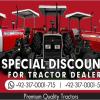 Discount offer for Massey Ferguson Tractors in Uganda