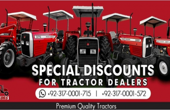 Discount offer for Massey Ferguson Tractors in Uganda