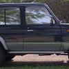 1994 Toyota Prado 3.0 Liter Turbo Diesel AUTOMATIC