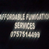 Affordable Fumigators 0757514499/ 0781514499